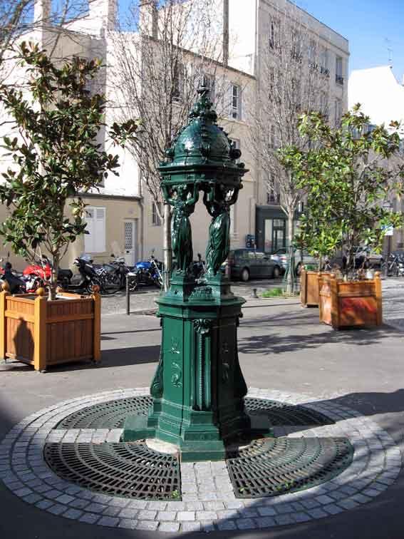 Wallace Brunnen